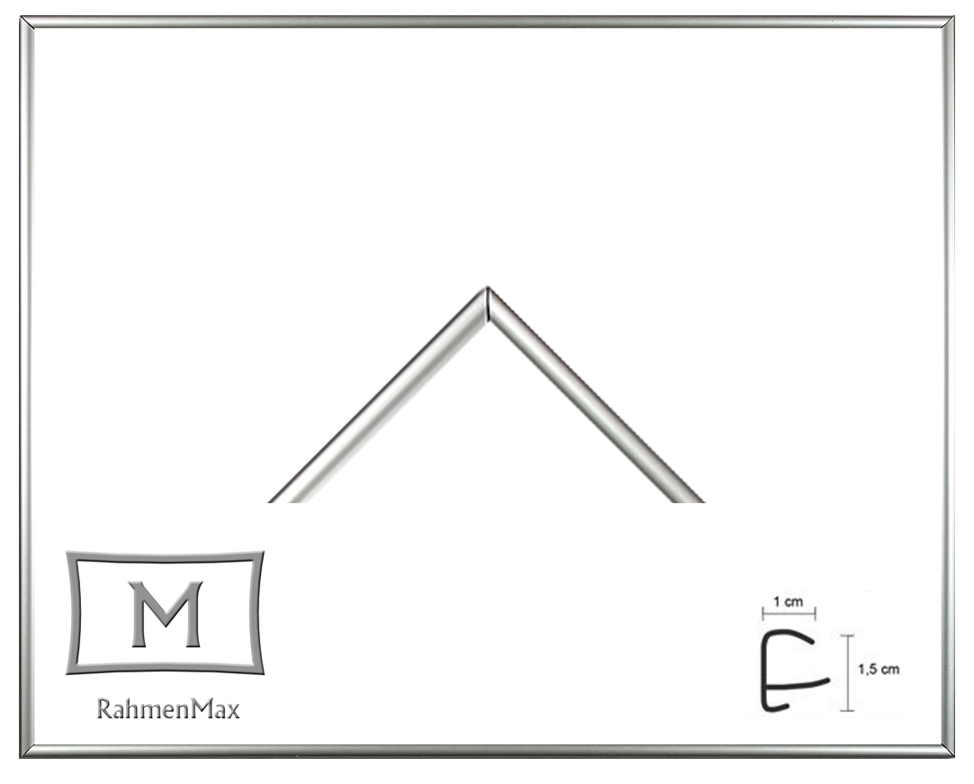 Kunststoff-Bilderrahmen 10,5 x 14,8 cm Iowa 14,8 x 10,5 cm Farbwahl ...