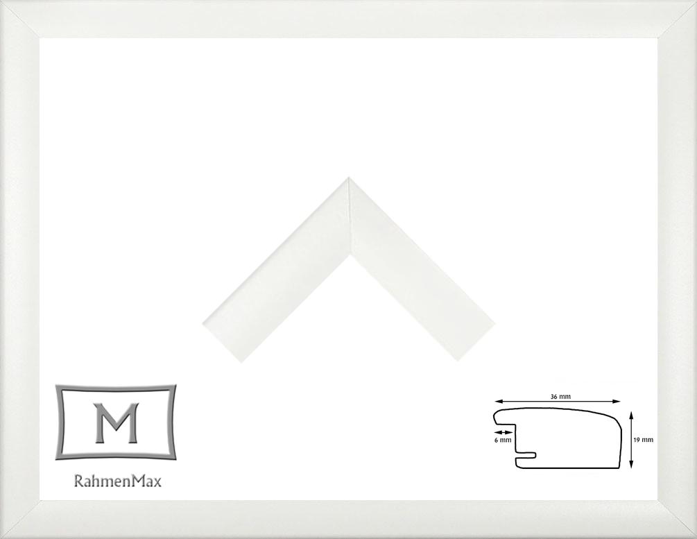 36 x 48 cm holz werkstoff rahmen piemont f r puzzle bilder oder poster ebay. Black Bedroom Furniture Sets. Home Design Ideas
