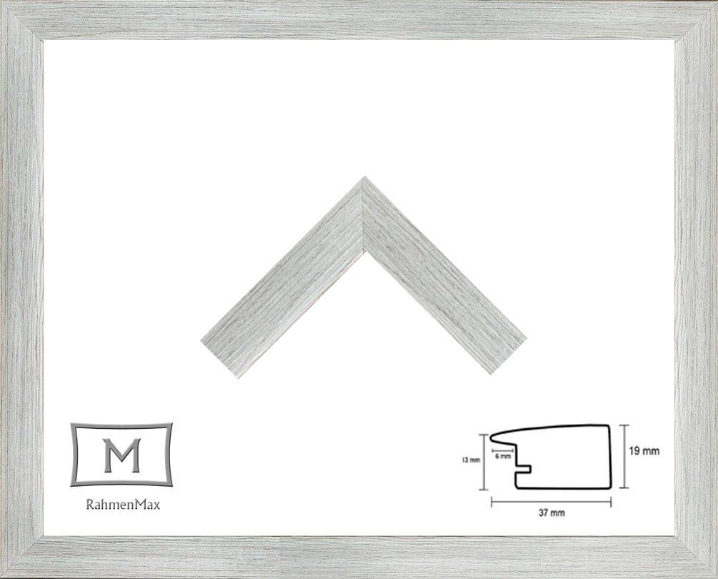 65 x 85 cm Holz Werkstoff Rahmen Toskana für Puzzle, Bilder oder ...